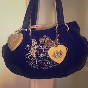 Juicy handbag with mirror